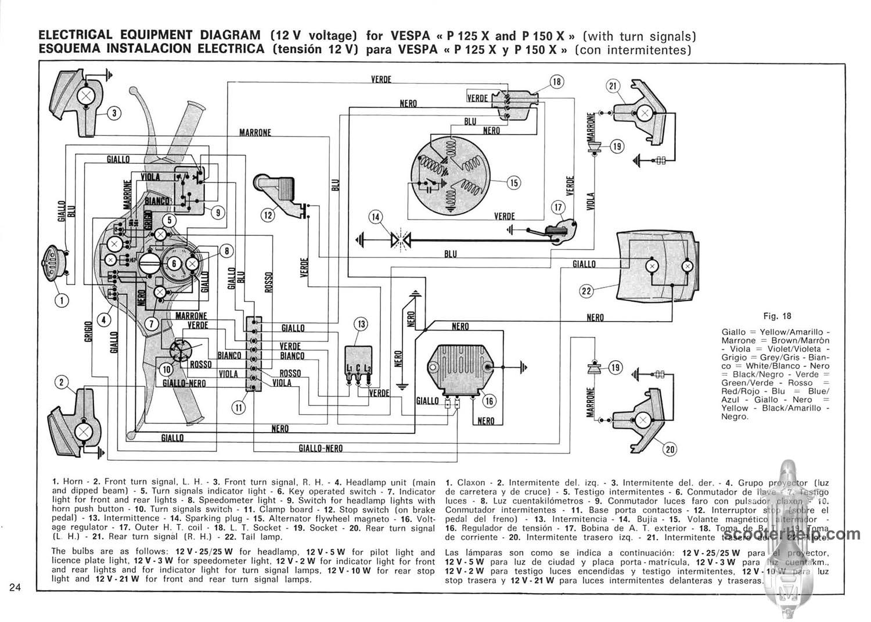 Index Of Manuals Vnx1tvsx1tservicemanual Wiring Diagram Vespa Excel 24