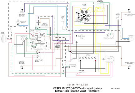 VNX1T.before.82432 scooter help p125x (vnx1t) vespa p125x wiring diagram at edmiracle.co