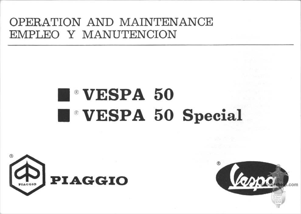 manual vespa pk 75 xl