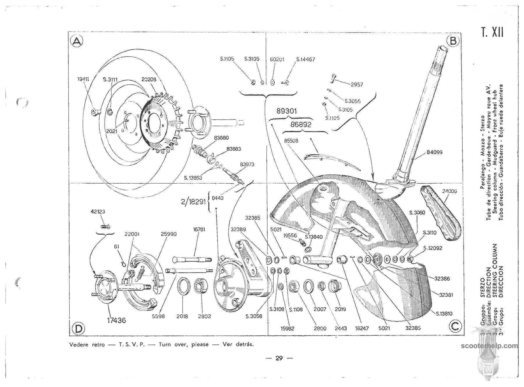 vespa 150 vbb1t parts manual 2002 Ford F-150 4.6 Motor