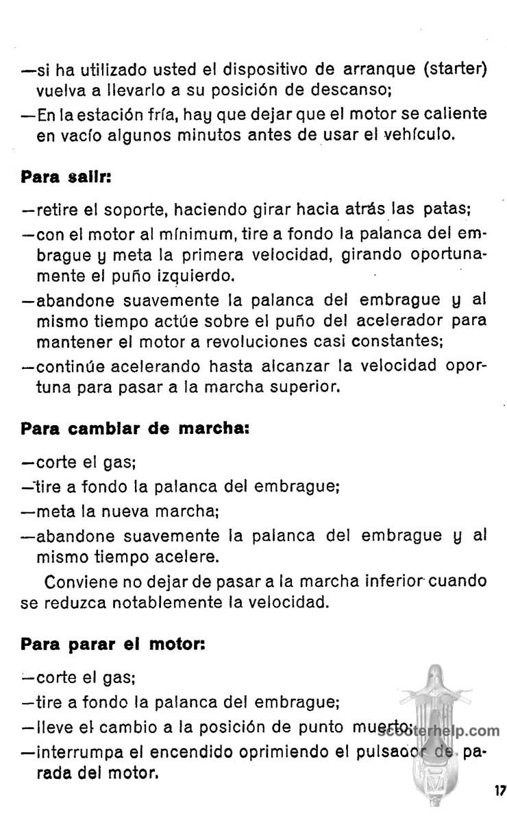Serveta Jet 200 Owner\'s Manual