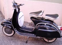 Ignition Coil Vespa Sprint 150 1965-1974
