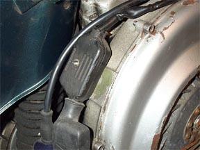 Scooter Help - Vespa Engine Drop